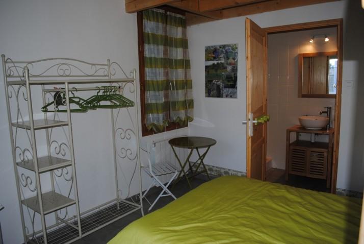 Chambre l'oliveraie