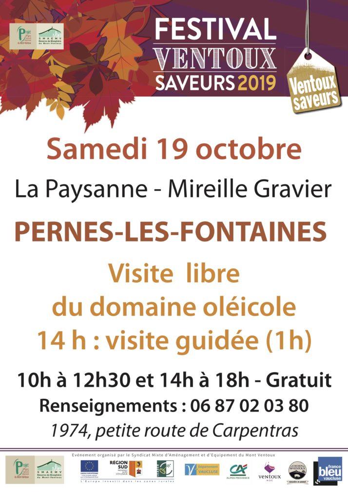 Journée porte ouverte : 19 octobre